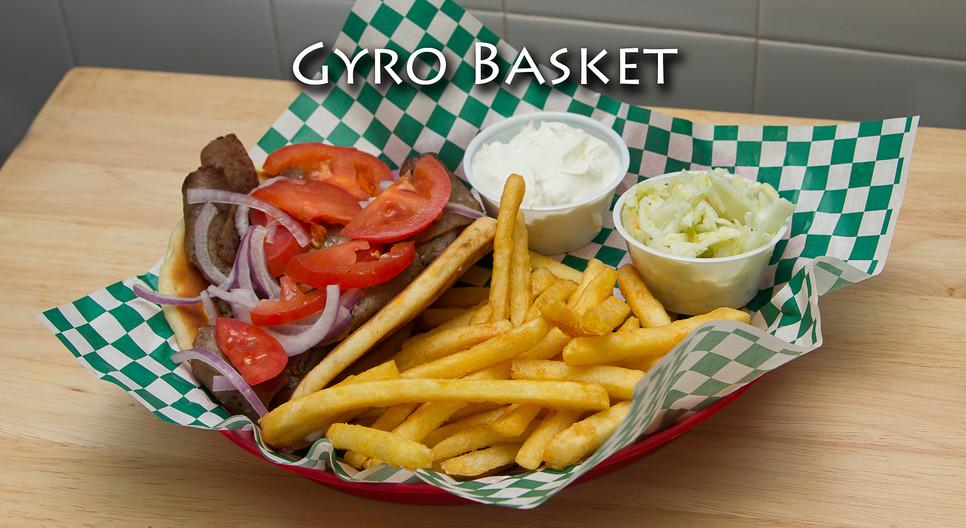 Gyro Basket