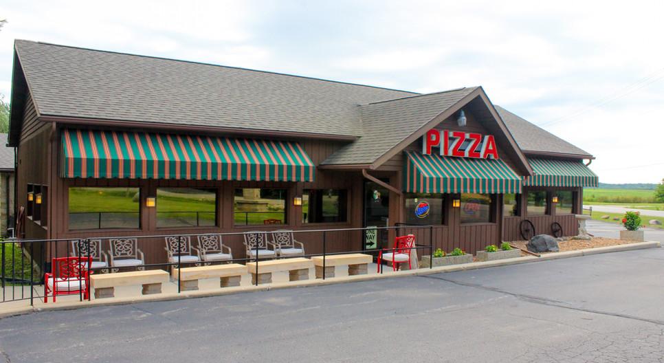 Upper Crust Pizzeria Pell Lake, WI