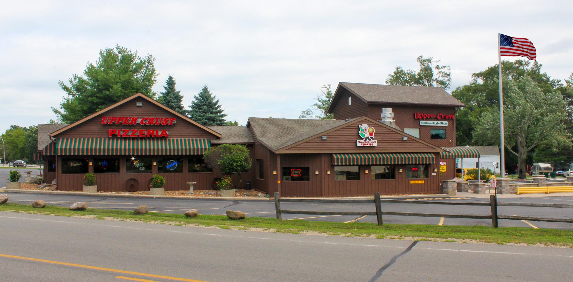 Upper Crust Pizzeria & Pub