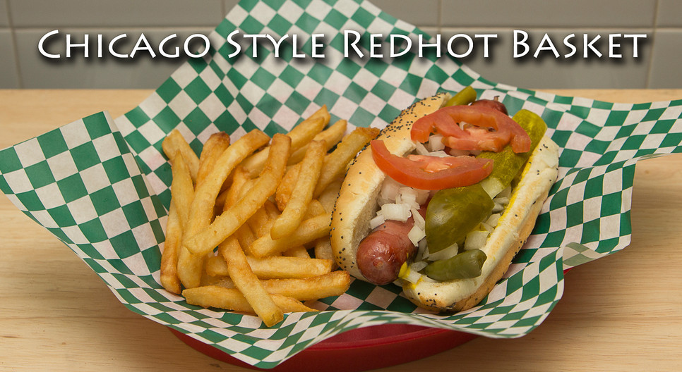 Chicago Style Red Hot
