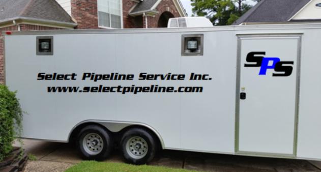 selectpipeline | Hydrotest Trailer