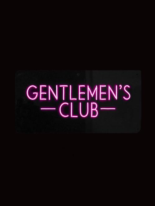 Limited Editions Gentlemen's Club