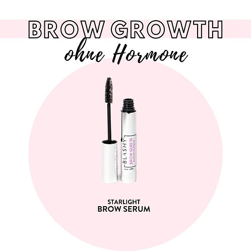 BLASHY Brow Serum ohne Hormone & vegan - 4ml