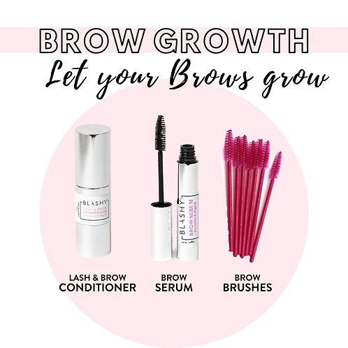 Brow Growth - Home Care Kit