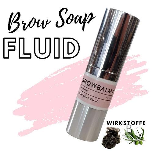 BLASHY BROW BALMY Brow Soap Fluid mit Lakritze