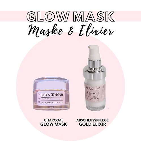 Glow Mask - Home Care Kit für den ultimativen Festtagsglow
