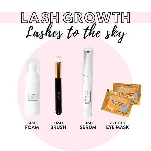 Lash Growth - Home Care Kit