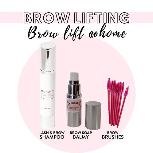 Brow Lifting - Home Care Kit