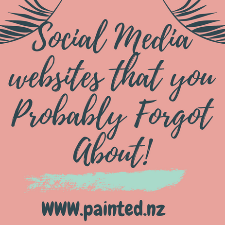 Social Media websites that you Probably Forgot About!