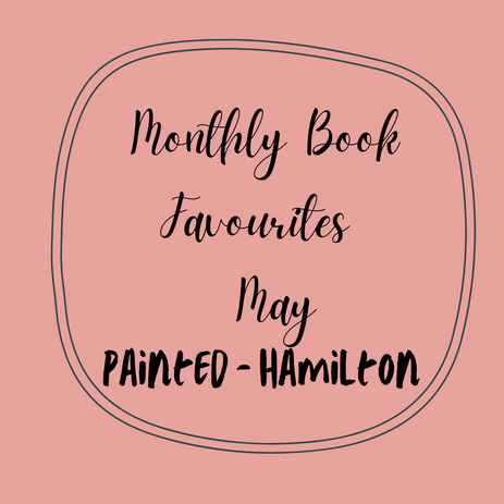 Monthly Book Favourites - May