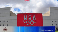 OUR DAY AT THE OLYMPIC TRAINING CENTER