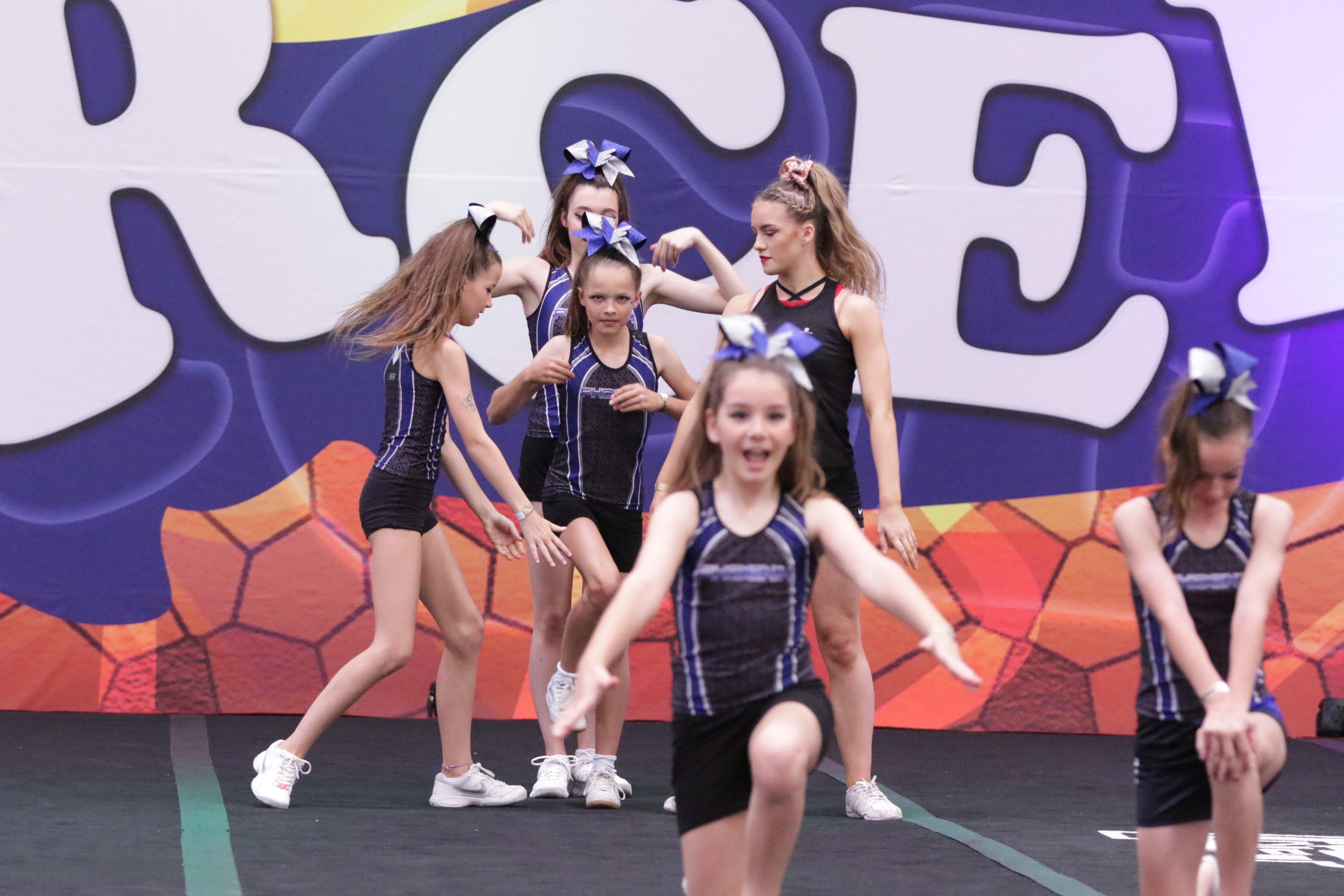 BCN Cheer, Cheerleading Barcelona