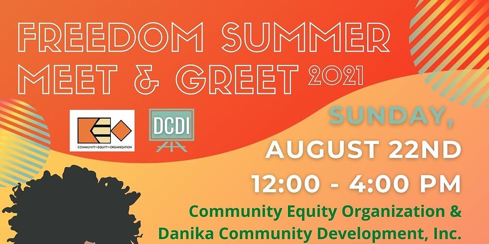2021 Freedom Summer Meet and Greet