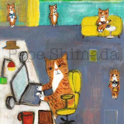 Villa's Cat Life