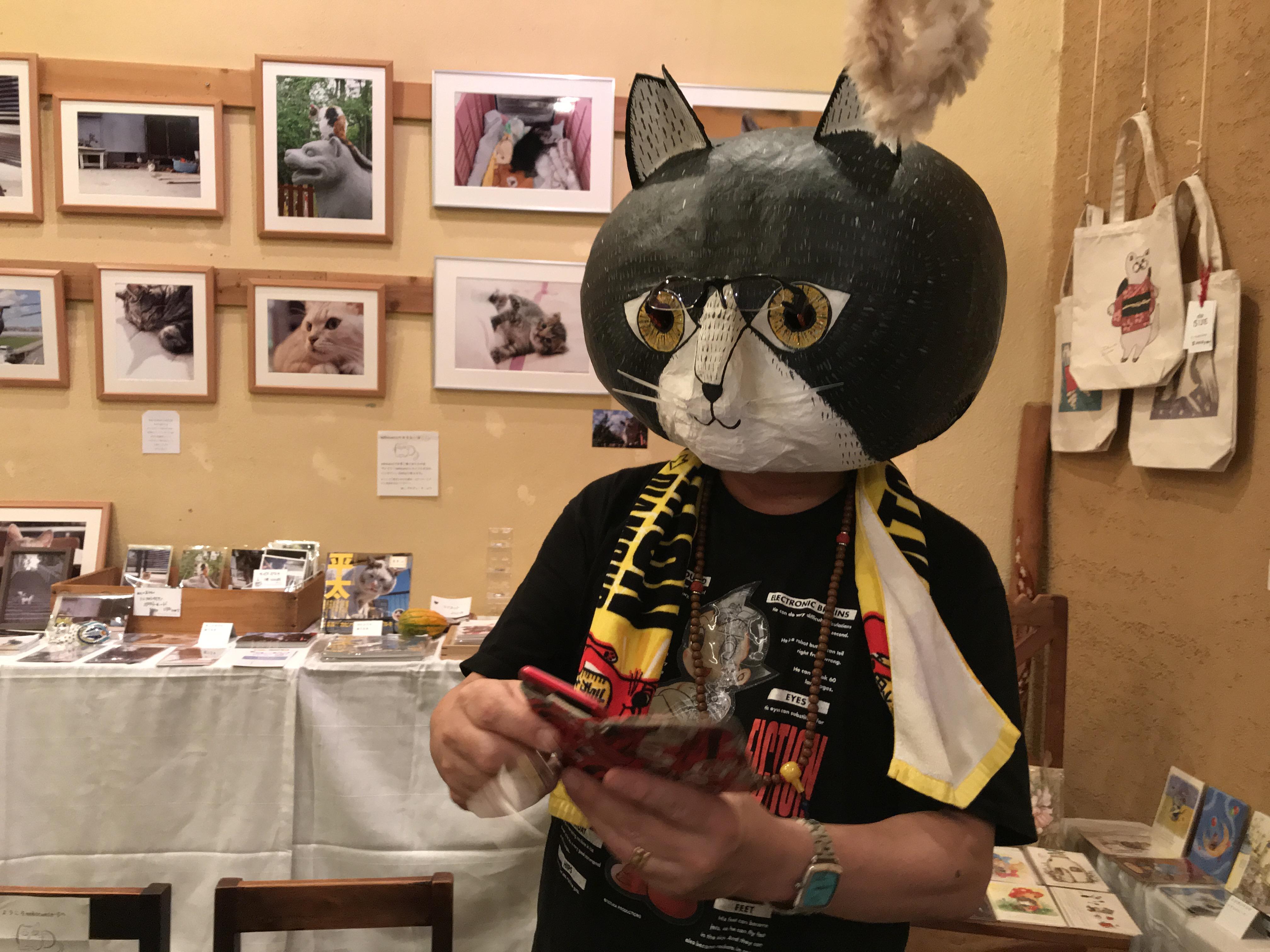 嘉門タツオ猫