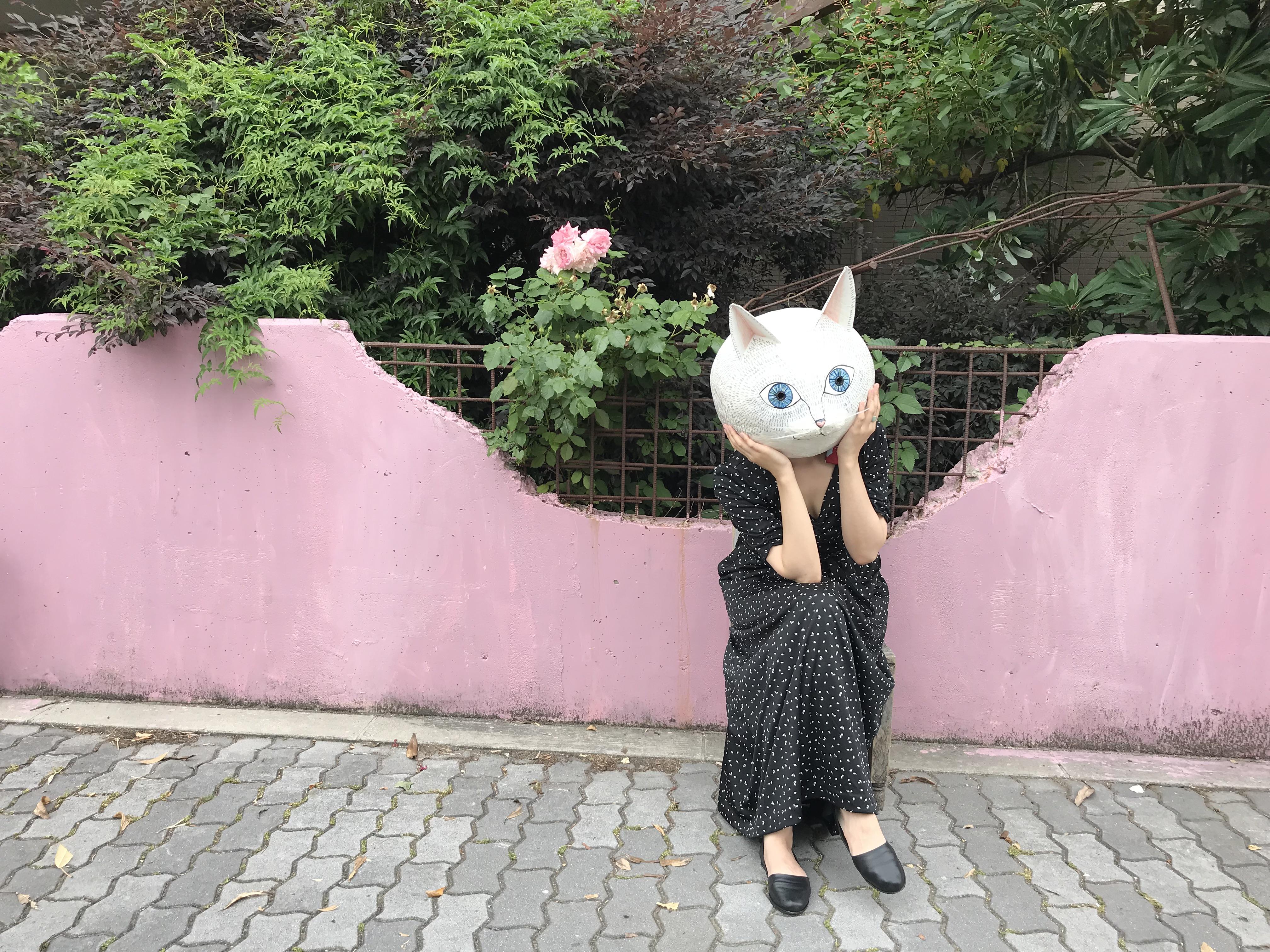 待ち合わせ猫