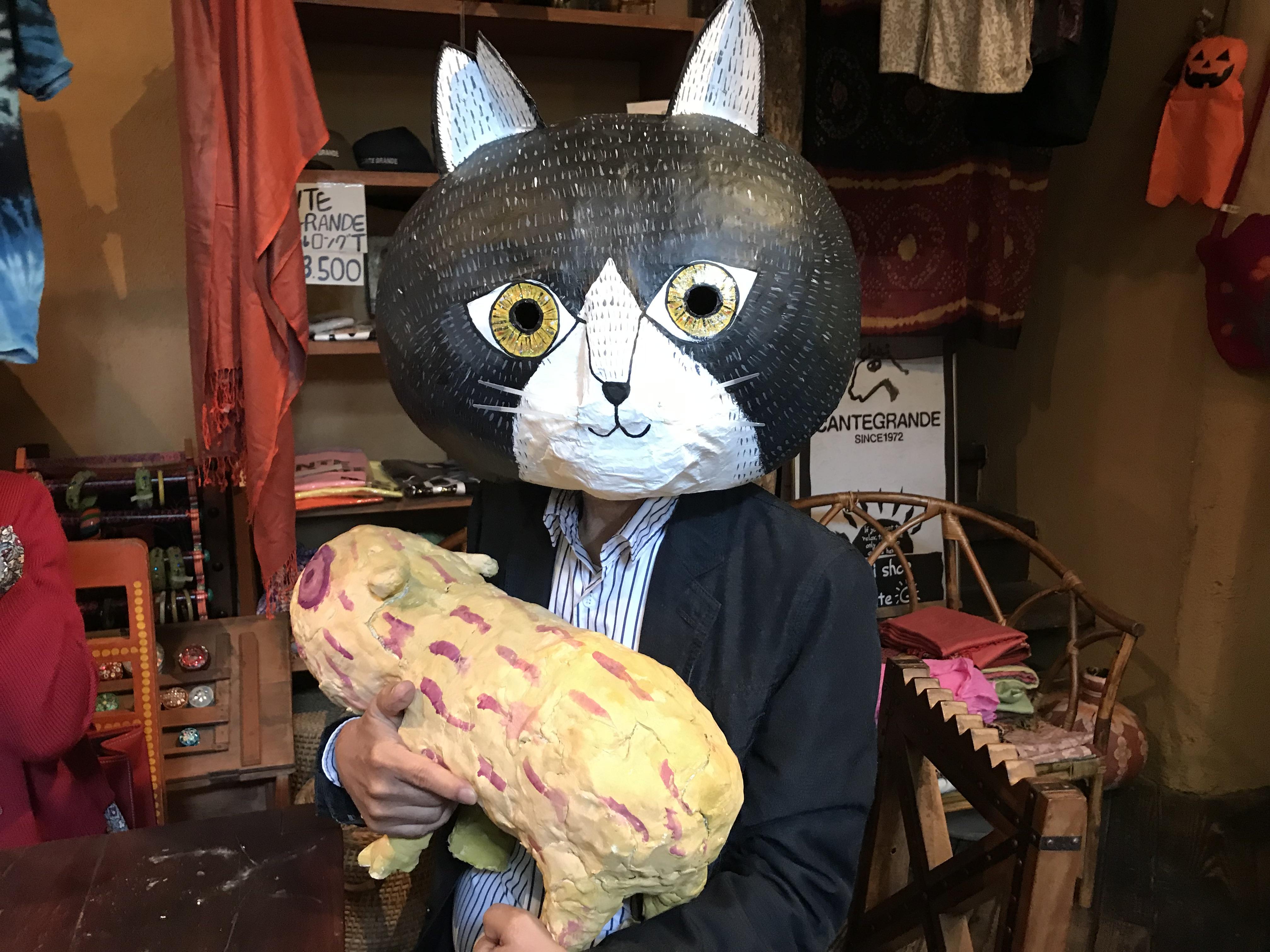 画家・井上さん