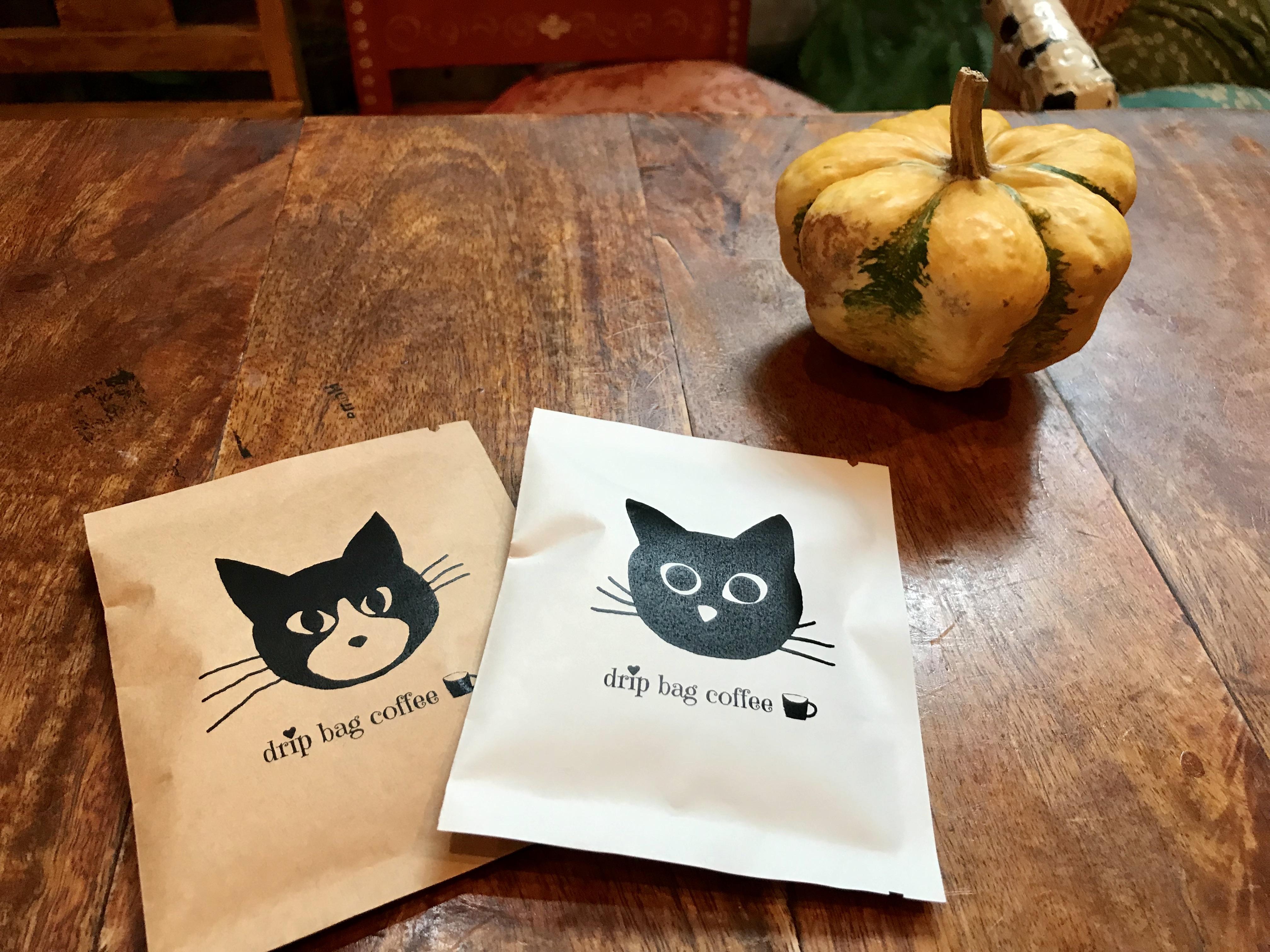 銀八堂の猫珈琲