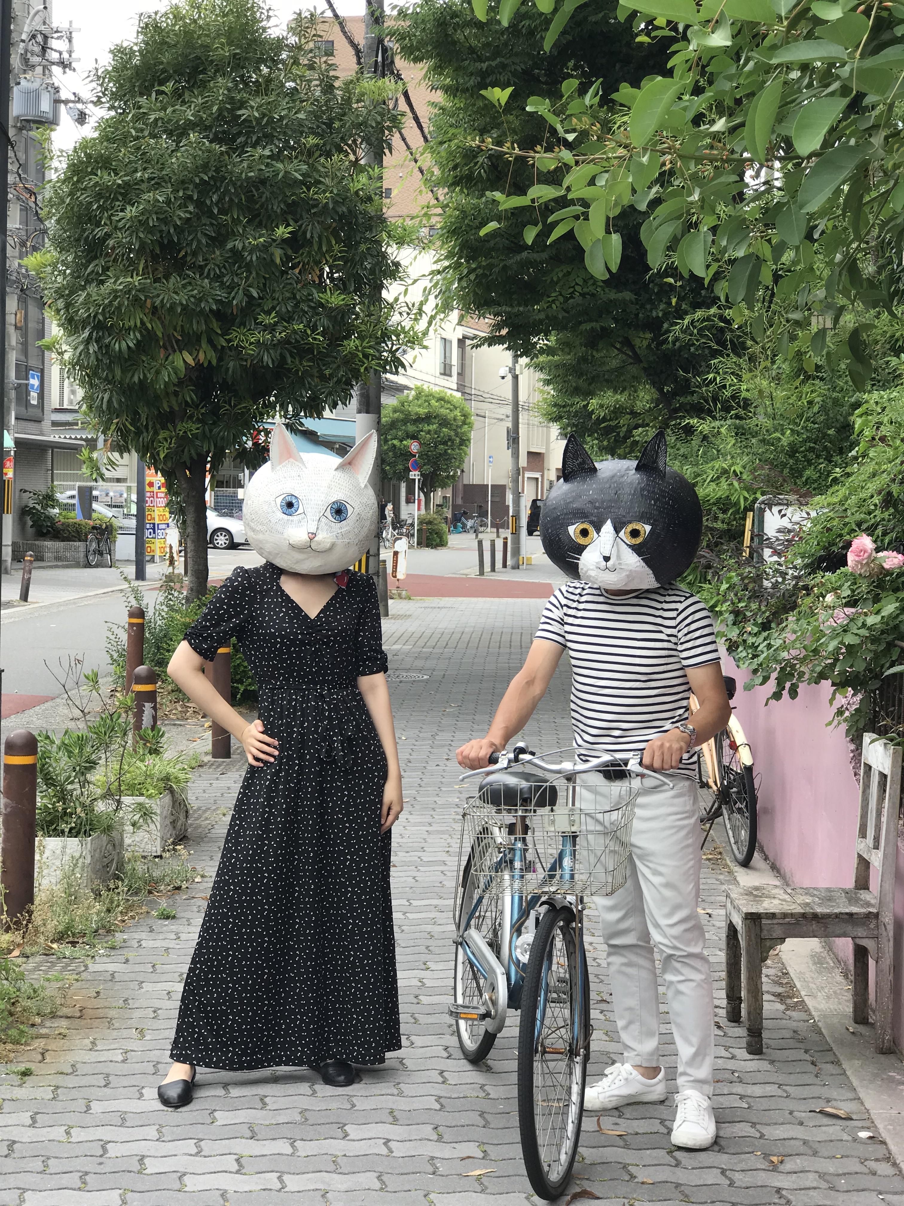 猫作家たち