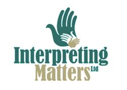 Interpreting Matters