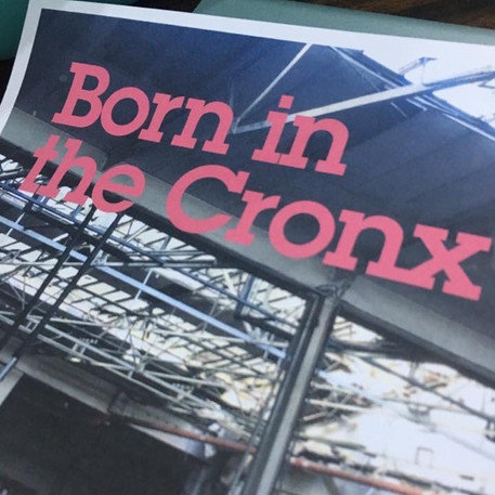 Born in the Cronx