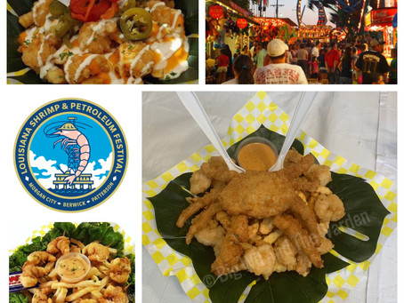 84th Annual Shrimp And Petroleum Festival