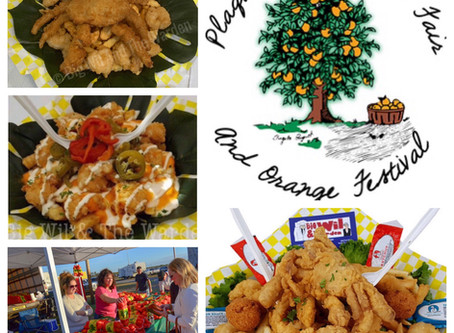 Plaquemines Parish Fair & Orange Festival