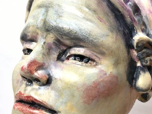 Florece | Keramikfigur | 27.5 cm