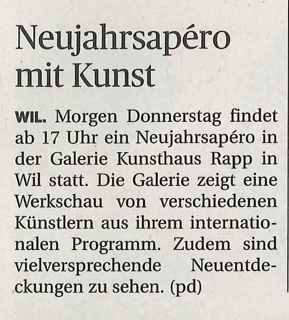 Galerie Kunsthaus Rapp
