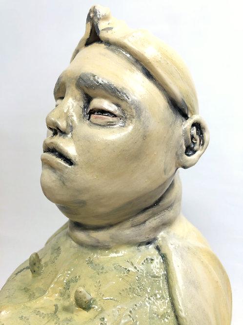 Renacer | Keramikfigur | 28 cm