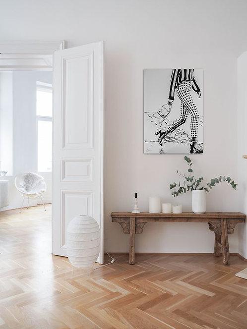 Fashionweek | Öl auf Leinwand | 100 x 70 cm