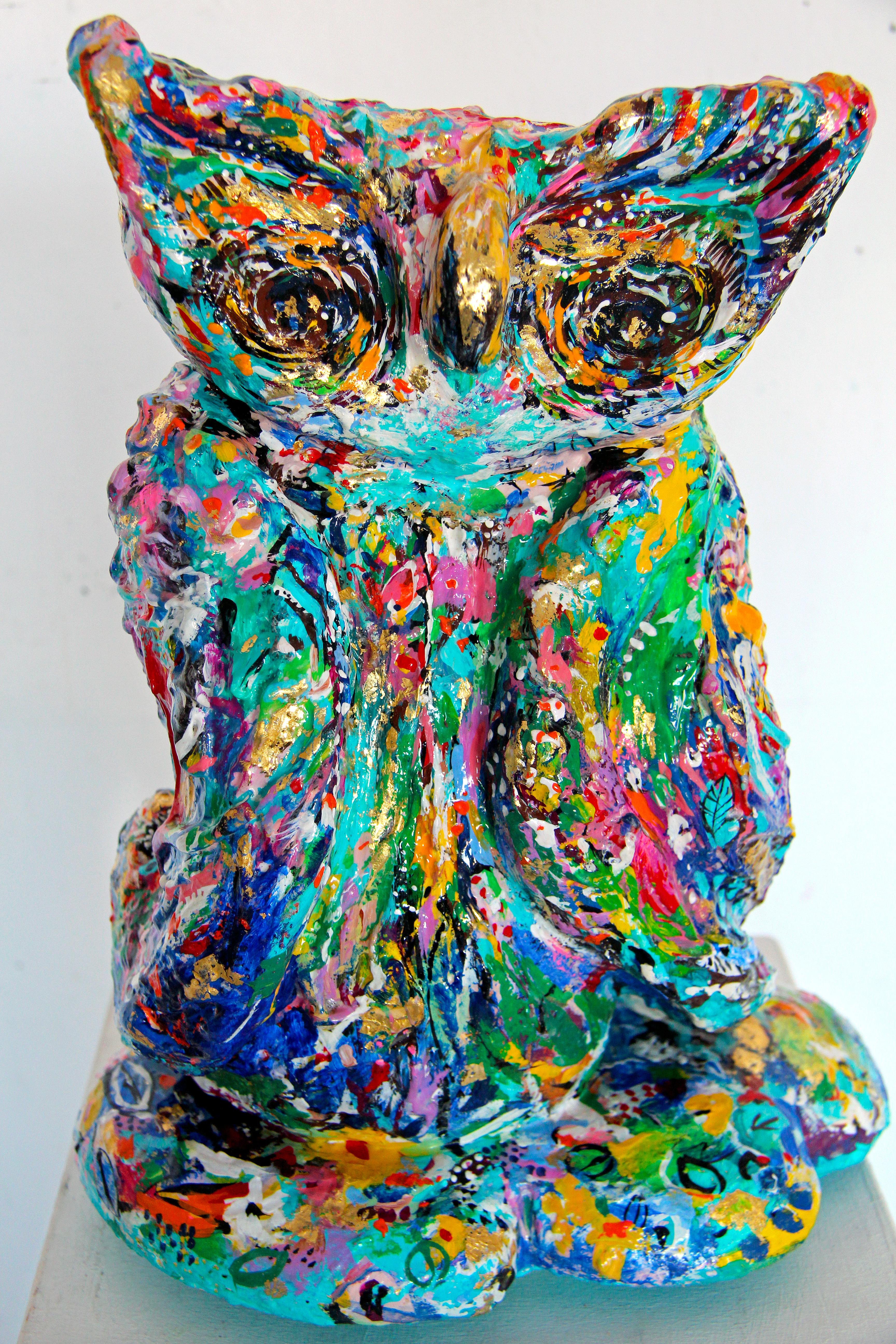 Owl, incognito