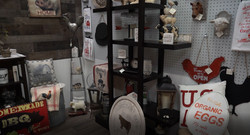 Shoppes at homespun country booth
