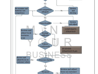 Organised Business Analysis