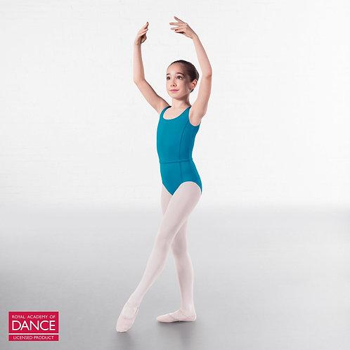 Teal Princess Line Ballet Letoard