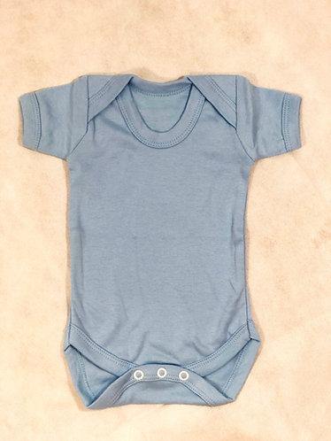 Pale Blue Bodysuit