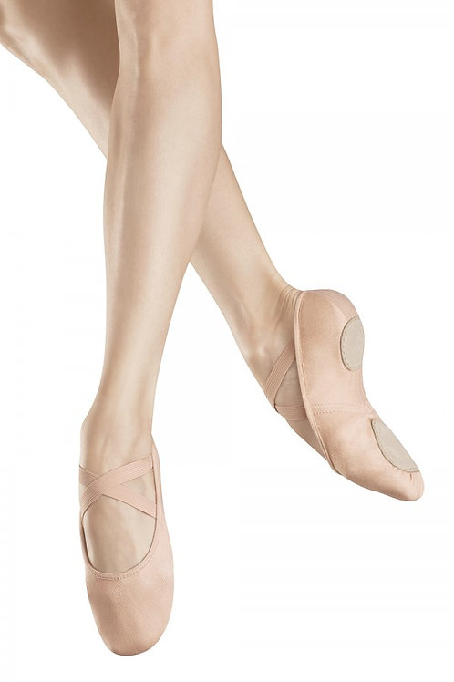 Infinity Stretch Canvas Ballet shoe