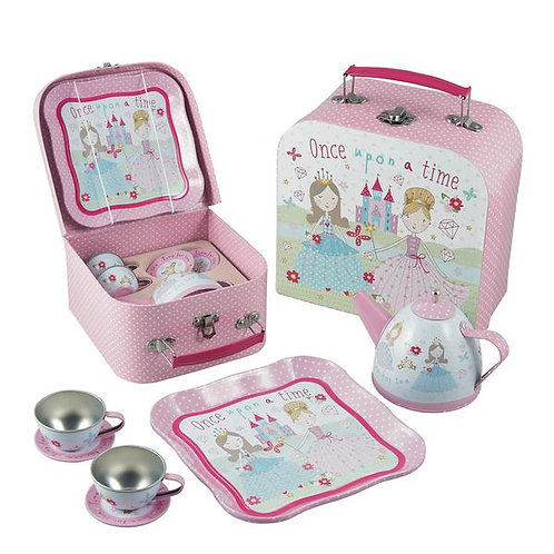 Princess 7 Piece Tea Set