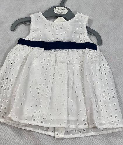 Broiderie Anglaise Dress