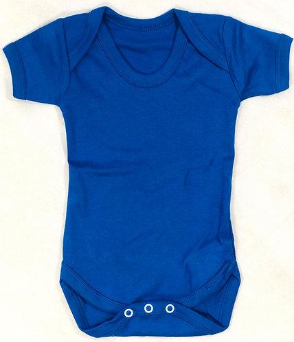 Royal Blue Bodysuit