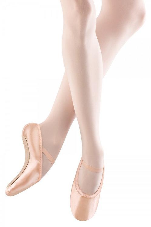Stretch Satin Ballet Shoe