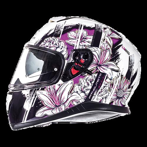 MT Helmets Thunder 3 SV Wild garden pink