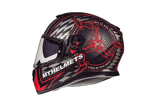 Мотошлем MT Helmets Thunder 3 SV Isle of Man