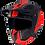Thumbnail: Мотошлем МТ Streetfighter SV Matt Red