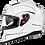 Thumbnail: Мотошлем MT Helmets ATOM Solid