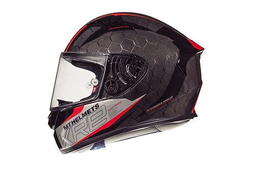 Мотошлем MT Helmets KRE Carbon Snake 2.0