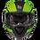 Thumbnail: MT Helmets Thunder 3 SV Pitline green