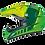 Thumbnail: Мотошлем MT Helmets Synchrony kid green детский