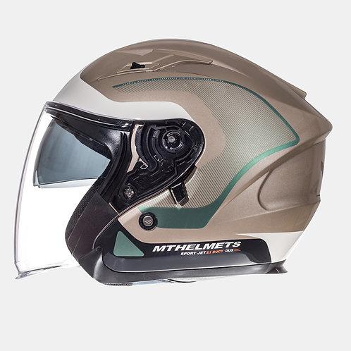 Мотошлем MT Helmets Avenue SV Crossroad