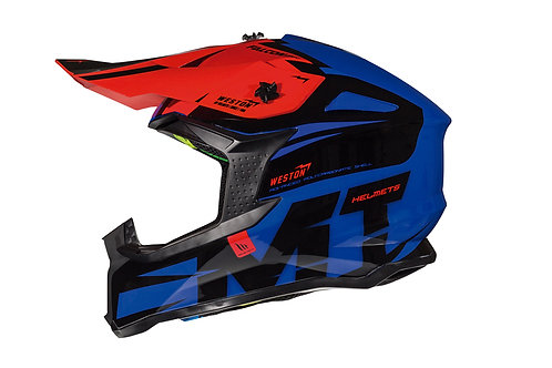 Мотошлем MT-helmets FALCON Weston